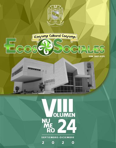 Ver Vol. 8 Núm. 24 (2020): 3era. Edición Septiembre-Diciembre