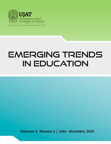 Ver Vol. 3 Núm. 5: Número temático sobre inclusión y equidad en la educación